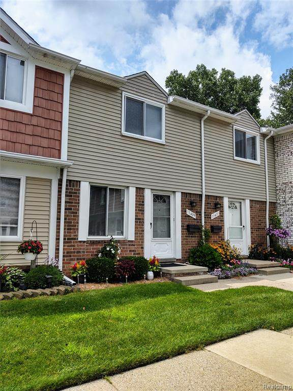 11409 Messmore, Utica, MI 48317 (#2200058718) :: Duneske Real Estate Advisors