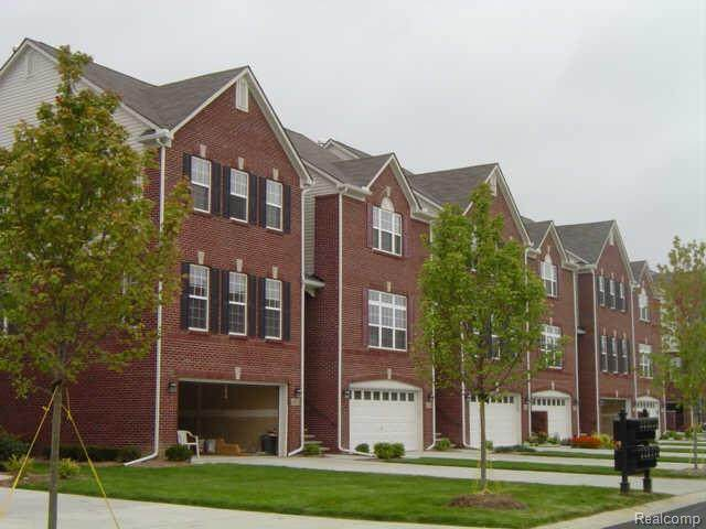 654 Cherry Orchard Road #154, Canton Twp, MI 48188 (#2200078075) :: Duneske Real Estate Advisors
