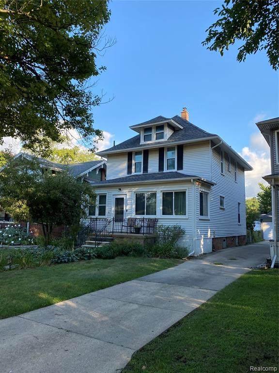 22542 Garrison Street W, Dearborn, MI 48124 (#2200078318) :: The BK Agency