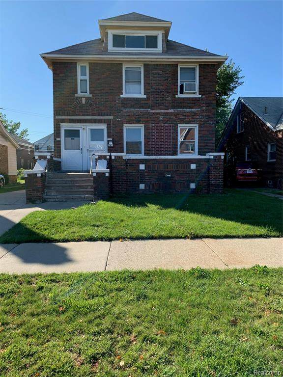 7857 Normile Street, Dearborn, MI 48126 (MLS #2200084760) :: The John Wentworth Group