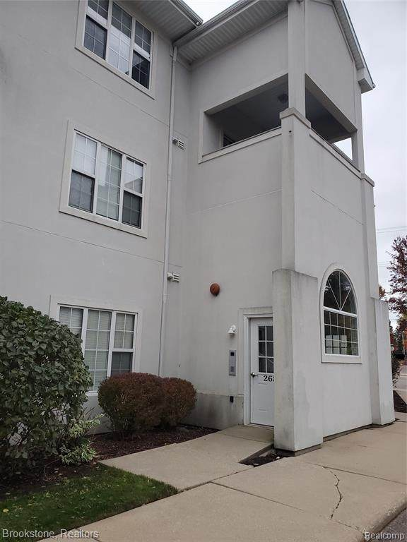 268 W Saginaw St Apt 303, East Lansing, MI 48823 (#2200089029) :: Keller Williams West Bloomfield