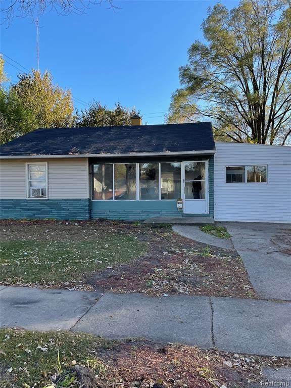 10311 Saratoga Street, Oak Park, MI 48237 (#2200092567) :: The Alex Nugent Team   Real Estate One