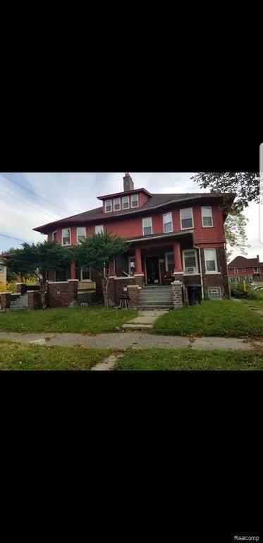 110 Alger Street, Detroit, MI 48202 (#2200094037) :: The BK Agency