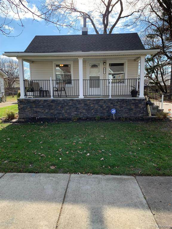 8595 Leroy Street, Oak Park, MI 48237 (#2200094308) :: RE/MAX Nexus
