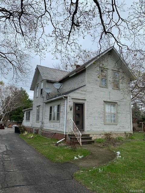 516 Stewart Road, Frenchtown Twp, MI 48162 (#2200096761) :: Keller Williams West Bloomfield