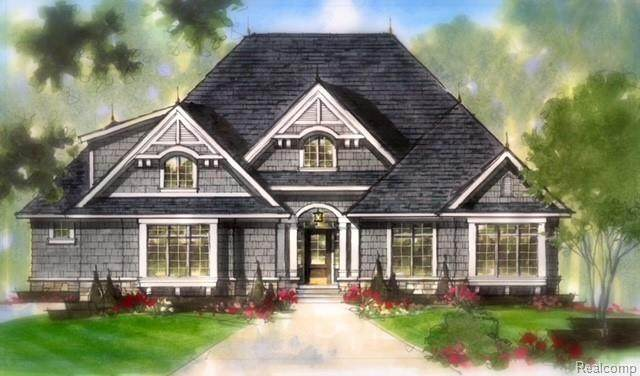 7102 Oak Ridge Court, Independence Twp, MI 48346 (#2200097967) :: Novak & Associates