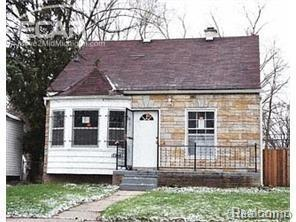 19781 Rosemont, Det: McClellan East/, MI 48219 (#5030065967) :: RE/MAX Classic