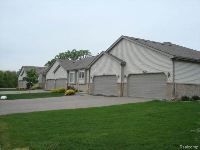 10004 Hayes Street #57, Mundy Twp, MI 48439 (#2210003257) :: The Merrie Johnson Team