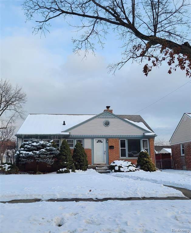 1567 Culver Avenue, Dearborn, MI 48124 (#2210008979) :: BestMichiganHouses.com