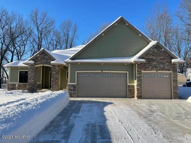 8448 Crestview Drive, Eureka Twp, MI 48838 (#65021004743) :: GK Real Estate Team