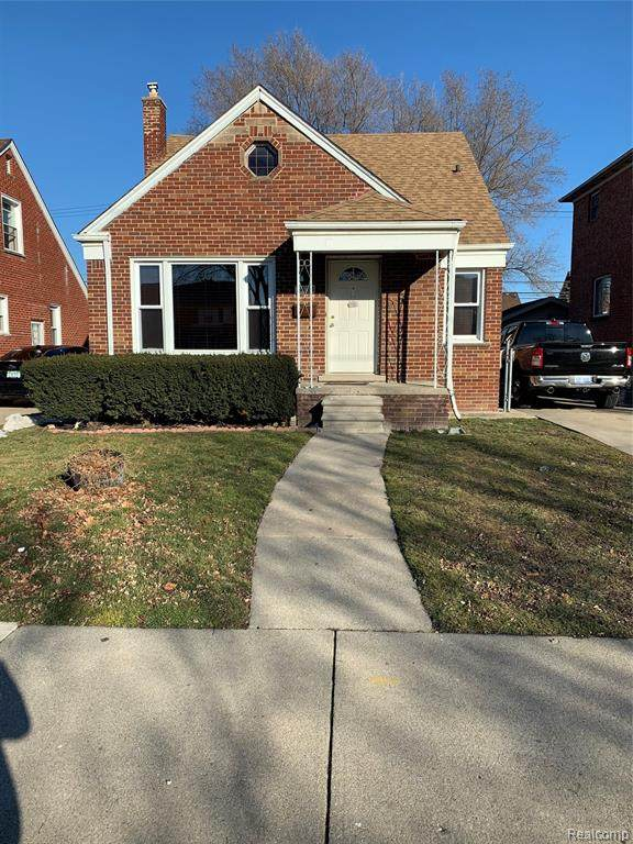 7434 Manor Street, Dearborn, MI 48126 (#2210013337) :: Novak & Associates