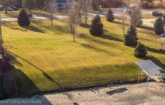 Vacant Land Lakeshore Road, Burtchville Twp, MI 48059 (#2210014135) :: Real Estate For A CAUSE
