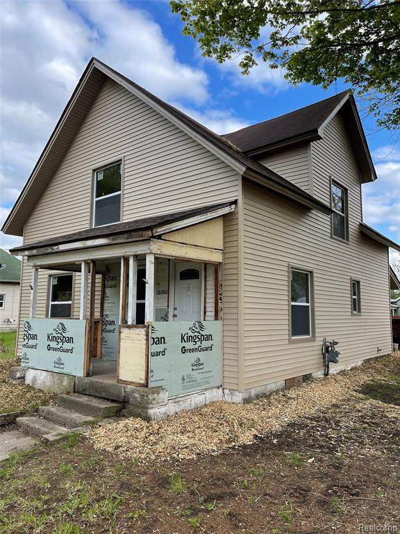 10206 Church Street, Augusta Twp, MI 48191 (#2210018013) :: Real Estate For A CAUSE