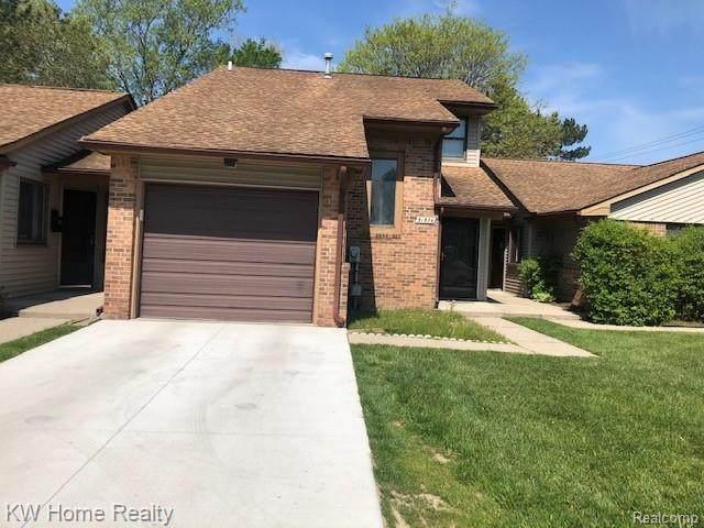 31575 Kingston Court, Farmington Hills, MI 48331 (#2210021894) :: Real Estate For A CAUSE