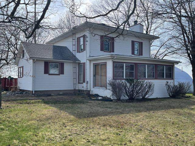 4409 E Race Rd, Leslie, MI 49251 (#55202100891) :: Real Estate For A CAUSE
