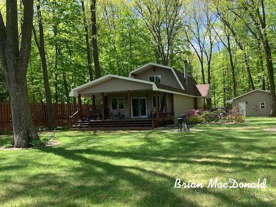 17501 Old Logging Road, Green Twp, MI 49639 (MLS #65021011731) :: The John Wentworth Group