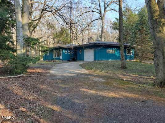 8359 W Stony Lake Road, Benona Twp, MI 49446 (#67021011855) :: Real Estate For A CAUSE