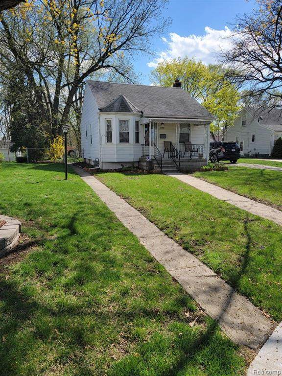 22435 Madison Street, Dearborn, MI 48124 (#2210025681) :: Real Estate For A CAUSE