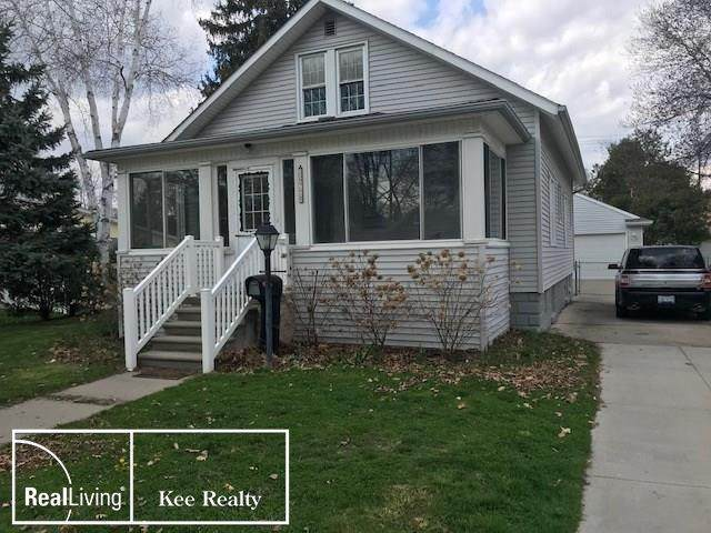 36725 Alfred, New Baltimore, MI 48047 (#58050039043) :: Real Estate For A CAUSE