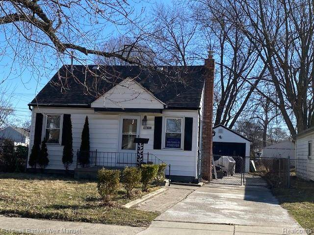 27128 Palmer Boulevard, Madison Heights, MI 48071 (#2210030474) :: Real Estate For A CAUSE