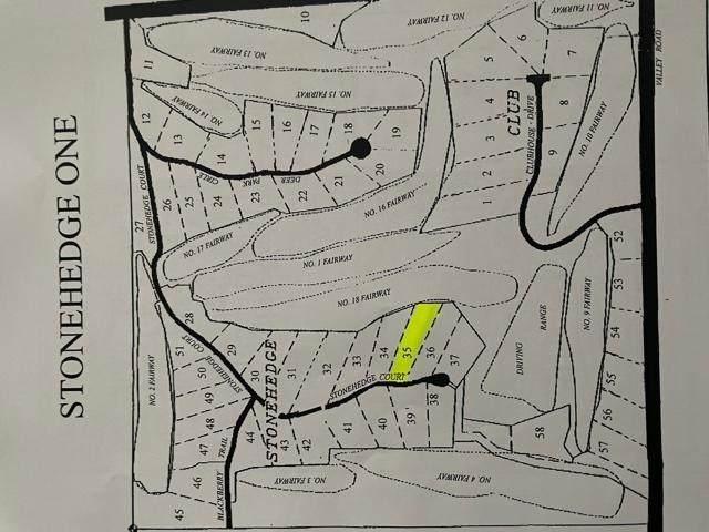 1576 Stonehedge Court, Harbor Springs, MI 49740 (#65021015039) :: The Alex Nugent Team | Real Estate One