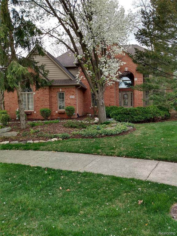 44056 Trillium Drive, Sterling Heights, MI 48314 (#2210031503) :: Real Estate For A CAUSE