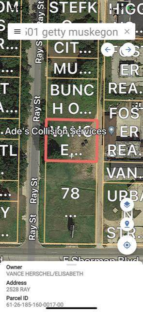 2528 Ray Street, Muskegon Heights, MI 49444 (#71021015316) :: Real Estate For A CAUSE