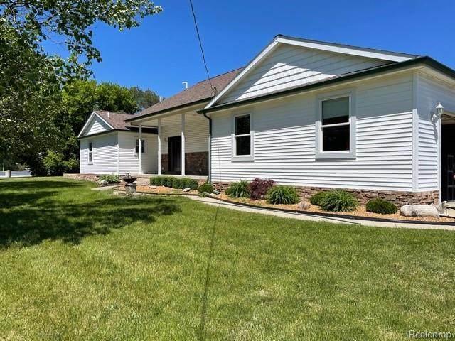 10270 Andersonville Davisburg, Mi 48350 Road, Springfield Twp, MI 48350 (#2210045902) :: GK Real Estate Team