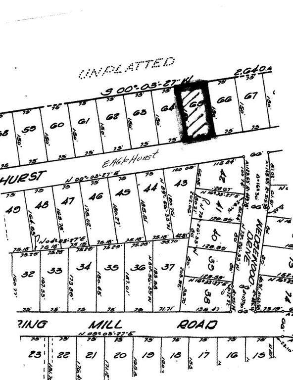 Lot 65 Eaglehurst Dr, Liberty Twp-Wexford, MI 49249 (#55021095081) :: Real Estate For A CAUSE