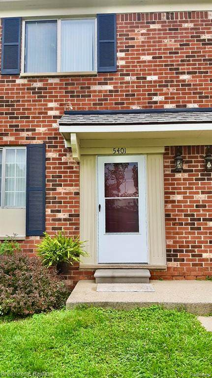 5401 Maplebrook Ln, Grand Blanc, MI 48507 (#2210059591) :: Real Estate For A CAUSE