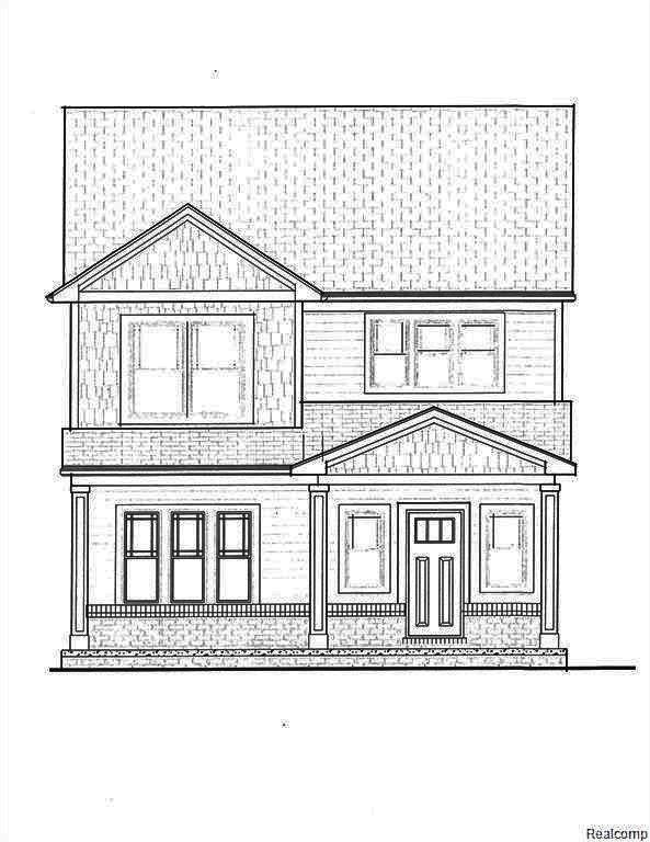 2396 Beverly (Lot A) Boulevard, Berkley, MI 48072 (#2210060473) :: The Vance Group | Keller Williams Domain