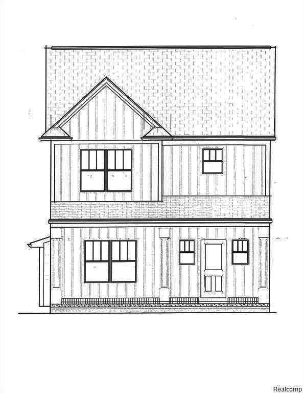 2396 Beverly (Lot B) Boulevard, Berkley, MI 48072 (#2210060497) :: The Vance Group | Keller Williams Domain