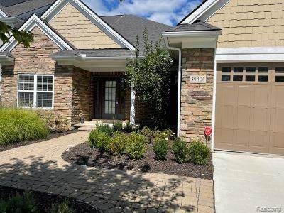 39406 Jasmine Circle, Northville Twp, MI 48168 (#2210074863) :: Real Estate For A CAUSE