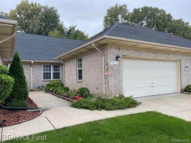 5512 Seabreeze Lane, Sterling Heights, MI 48310 (#2210083929) :: National Realty Centers, Inc