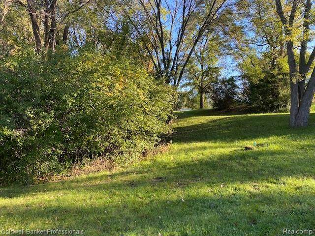 0 Scott Lake Road, Waterford Twp, MI 48328 (#2210086645) :: National Realty Centers, Inc