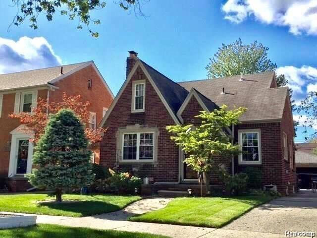 427 N York, Dearborn, MI 48128 (#217093776) :: RE/MAX Classic