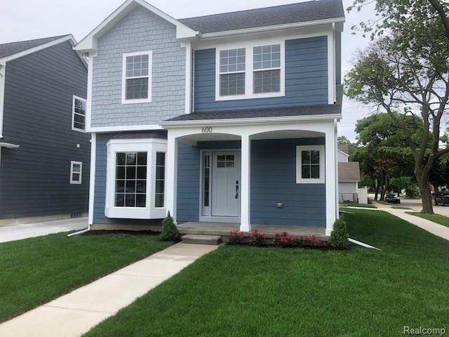 600 S Dorchester Avenue S, Royal Oak, MI 48067 (#218050471) :: Duneske Real Estate Advisors