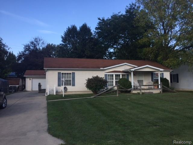 2863 3rd, Frenchtown Twp, MI 48162 (#218101348) :: The Buckley Jolley Real Estate Team