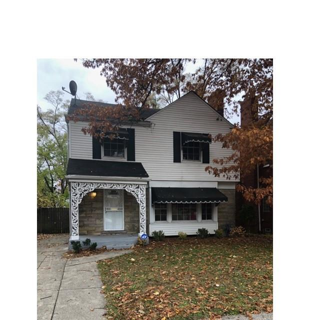 19155 Manor Street, Detroit, MI 48221 (#218101940) :: RE/MAX Classic