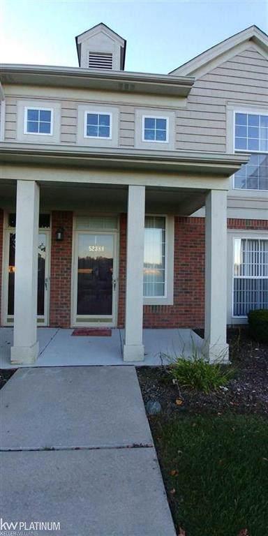 52388 Naugatuck, Macomb Twp, MI 48042 (#58031363469) :: The Alex Nugent Team | Real Estate One