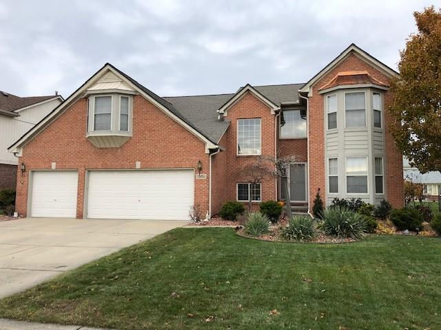 15051 Merlot Drive, Sterling Heights, MI 48312 (#218104358) :: RE/MAX Classic