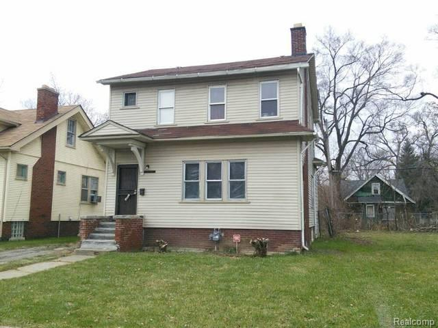 13297 Marlowe Street, Detroit, MI 48227 (MLS #219005815) :: The Toth Team