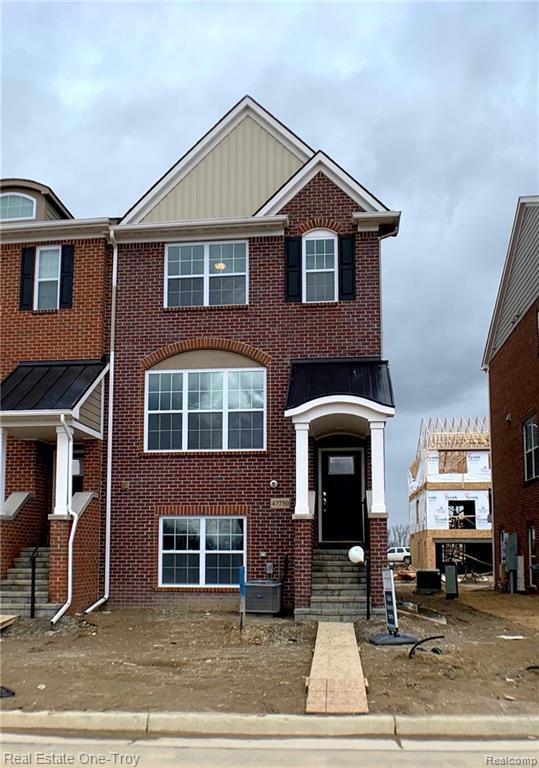47750 Leland #58, Northville Twp, MI 48170 (#219007852) :: The Alex Nugent Team | Real Estate One