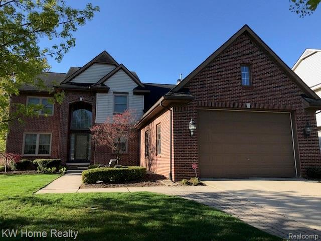 1188 Trailside Boulevard, Wixom, MI 48393 (#219020320) :: RE/MAX Classic