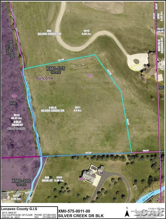 Silver Creek Dr Blk, Morenci, MI 49256 (MLS #56031382329) :: The Toth Team