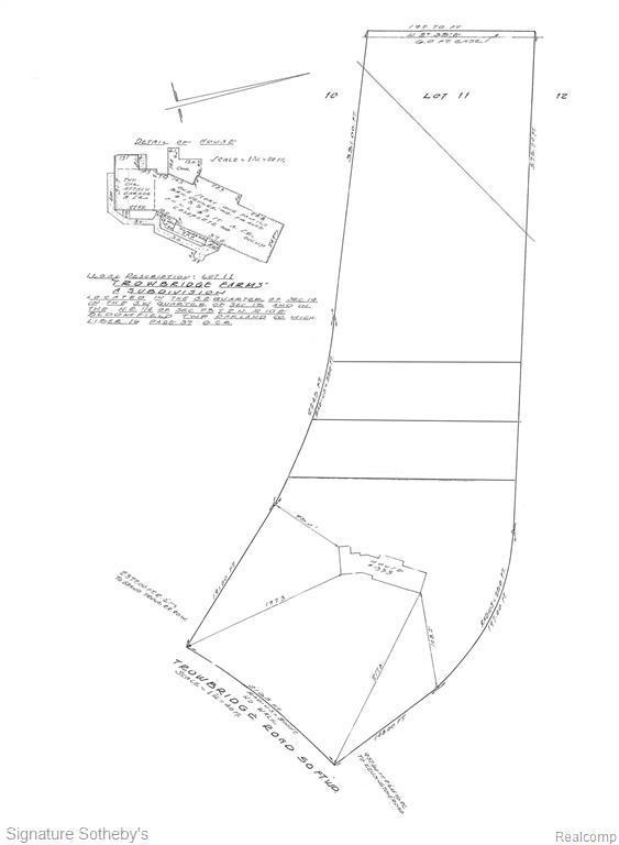 1355 Trowbridge Road, Bloomfield Hills, MI 48304 (#219068082) :: RE/MAX Classic