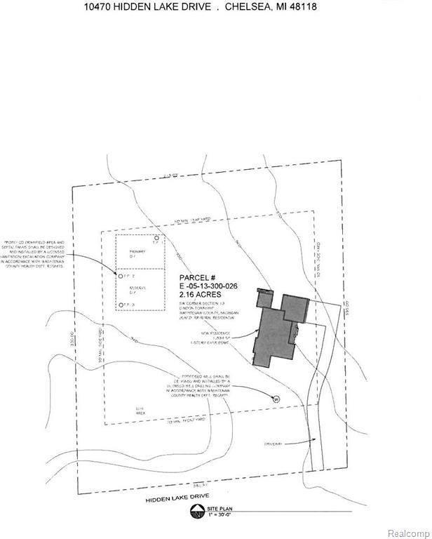20692 Hidden Lake Drive, Lyndon Twp, MI 48137 (#219070388) :: The Alex Nugent Team | Real Estate One