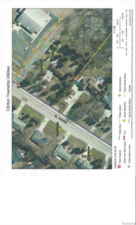 38822 Moravian Drive, Clinton Twp, MI 48036 (#219072921) :: The Buckley Jolley Real Estate Team