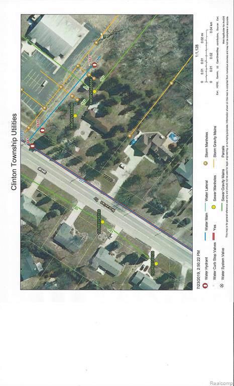 38822 Moravian Drive, Clinton Twp, MI 48036 (#219072923) :: The Buckley Jolley Real Estate Team
