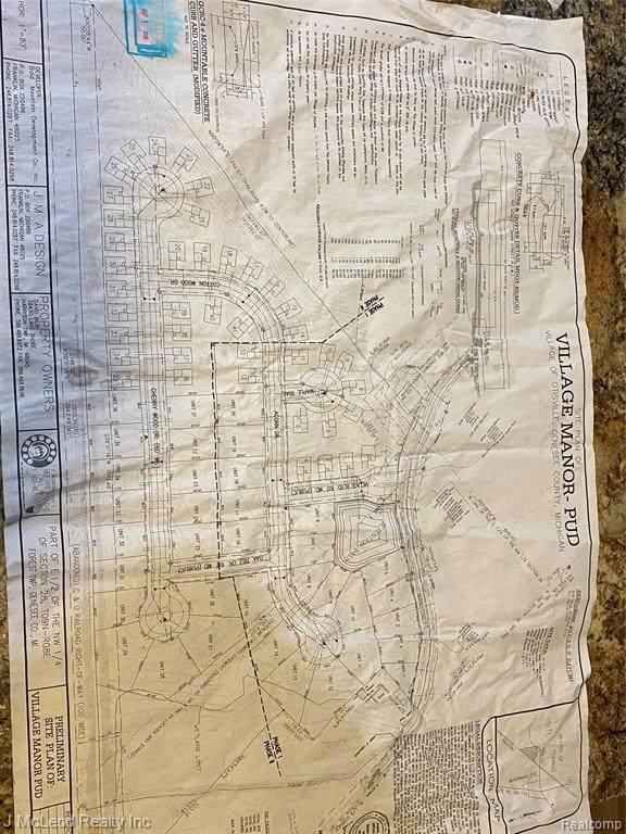 VL W Main Street, Otisville Vlg, MI 48463 (#219109119) :: The Buckley Jolley Real Estate Team